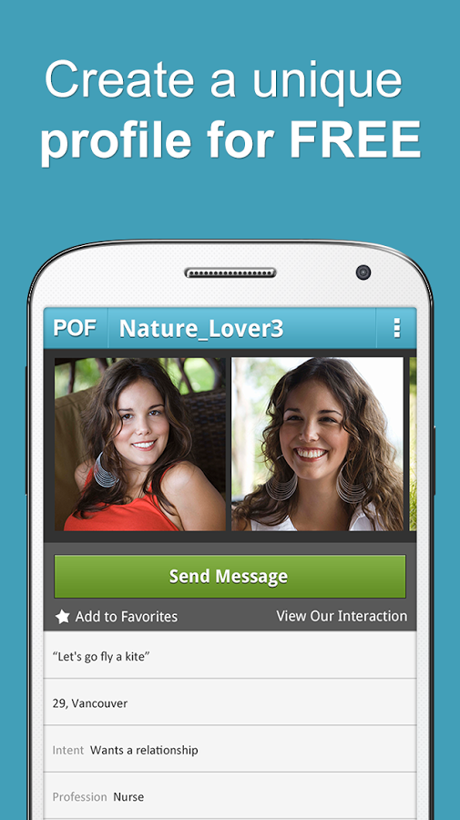 Free dating website apps