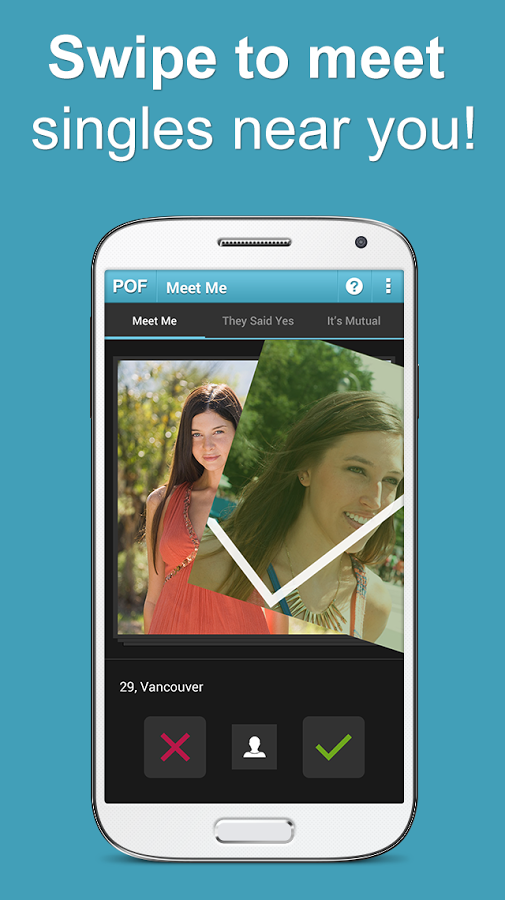 Online dating app for android