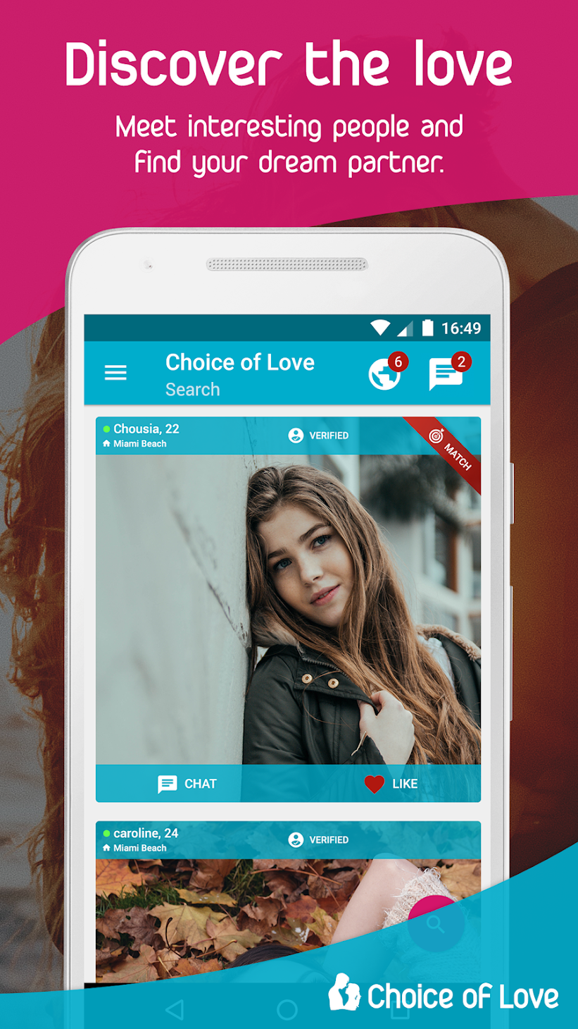 free dating & flirt chat apk